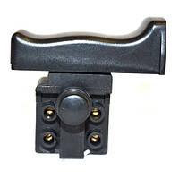 Кнопка-выключатель болгарки Bautec 125, Vorskla