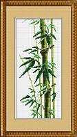 "Набор для рисования камнями (холст) ""Бамбук"" LasKo TP008"