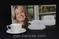 Julia Vysotskaya Набор чайный 12 предметов 240мл фарфор Wilmax