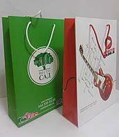 Пакеты с логотипом  260*130*360 мм, фото 1