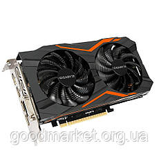 Видеокарта GIGABYTE GeForce GTX 1050 Ti G1 Gaming 4G (GV-N105TG1 GAMING-4GD), фото 3