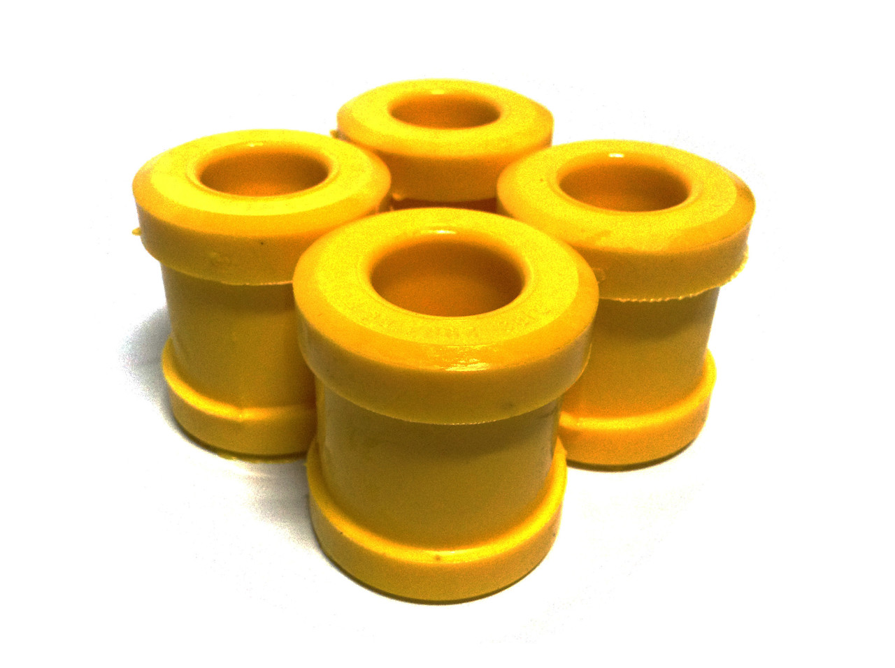 Втулка осі важелів верхн. Волга 3102,3110 поліуретан жовтий. (компл.4шт) (пр-во Липецьк, Росія)