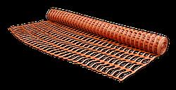 Пластиковая защитная сетка BARRIER NET (Польша) 100г/м², 90x26мм, 1x30м