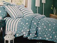 Двуспальное постельное белье из Корейского хлопка высшего качества