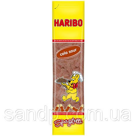 Желейные конфеты  Кола Спагетти  Haribo 200гр., фото 2