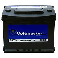 Автомобильный Аккумулятор Voltmaster 55 Вольтмастер 55 Ампер (Лада Приора Калина Нива) 55559