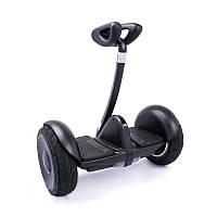 Гироскутер Minirobot 10 дюймов Черный (smart board, сигвей)