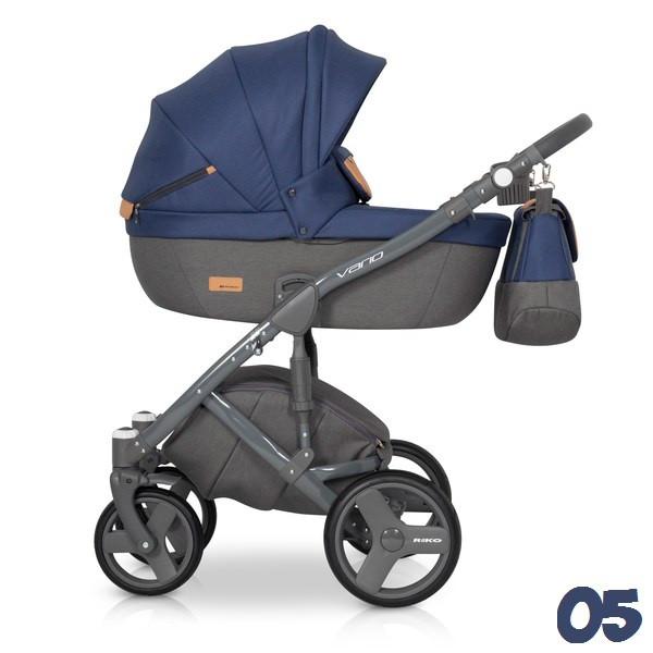 Детская коляска 2в1 Riko Vario