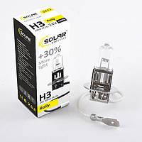 Галогеновая лампа Solar H3 +30% 24v/100w