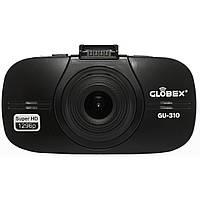 Автомобильный видеорегистратор Globex GU-310 Black (2304х1296 30-60 к / с, Формат видео: MOV. Угол обзора: 170