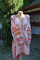 """Вишита сукня """"Квітковий оркестр"""", фото 1"""