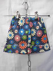 Детская юбка для девочки (92 - 116 см) купить оптом от производителя 7км