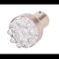 Лампы PULSO габаритные/LED S25/BA15s/12 LED/12v/White/1 конт.