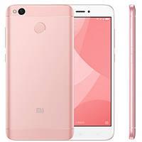 """Смартфон Xiaomi Redmi 4X Pink розовый (2SIM) 5"""" 2/16GB 5/13Мп 3G 4G оригинал Гарантия!"""