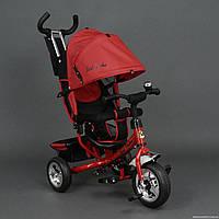 Трехколесный детский велосипед Best Trike 6588  new (2017) пена колеса
