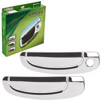 Накладка хром Hyundai Getz дверные ручки (4шт.)