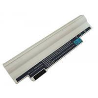 Аккумуляторная батарея для ноутбука Acer One D255, D260, D270 One 522 10.8V 4400mAh 46WH Black.