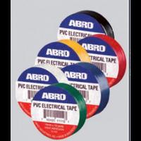 Изолента белая ABRO 19ммx9,15м (ET- 912 W)