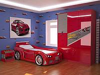 Мебельная системм Embawood (Эмбавуд) Детская спальня Форсаж