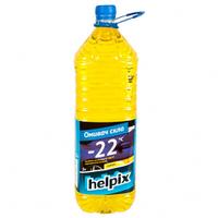 Омыватель стекол зимний HELPIX 2л -22°С, лимон (0766)