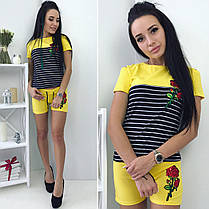 696f3d96df4 Костюм шорты + кофта полоска 18 743 - купить по лучшей цене в Одессе ...