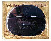 Маска для лица COLLAGEN CRYSTAL кристальный коллаген (черная)