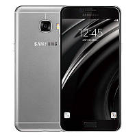 Мобильный телефон Samsung C7000 Galaxy C7 32Gb dark grey