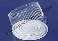 Коробка для торта пластик