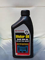 Масло моторное Toyota Motor Oil 5W30 0.946л