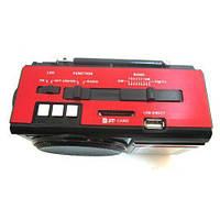 Радио RX 9009 c led фонариком,Компактный радио-фонарь Golon!Акция