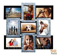 Фоторамка коллаж на 9 фотографий