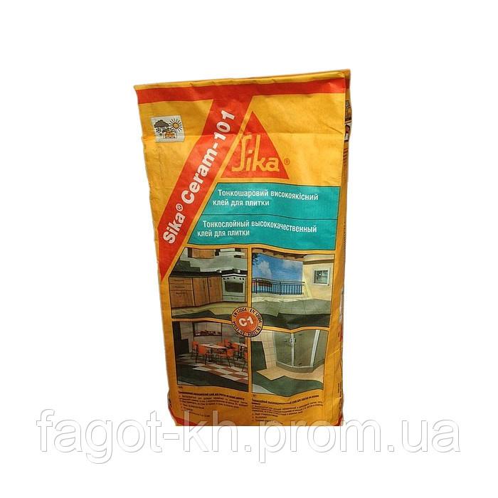 SikaCeram®-101 - клей для керамической плитки