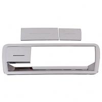 Накладка хром N.ARMADA' (04-ON) зад. дверную ручку (3 ед)