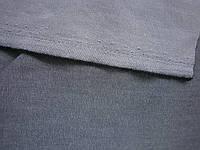 Ткань костюмно-джинсовая серая вискозная (разных оттенков) полоска мелкая тонкая №92 распродажа