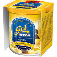 Освежитель воздуха AREON гель Can Vanilla (GCK09)