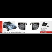 Фары дополнительные модель Suzuki Vitara/Escudo 2000/SZ-058/эл.проводка