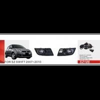 Фары дополнительные модель Suzuki Swift 2007-/SZ-186W/эл.проводка