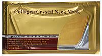 """Маска для шеи кристальный коллаген золото """"Collagen Crystal Nesk Mask"""""""
