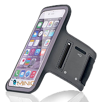Спортивный чехол на руку для смартфонов (чехол для бега и фитнеса), фото 1