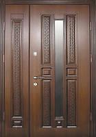 Дверь входная полуторная модель 315