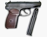 Пневматический пистолет ПМ KWC KM44 цельнометаллический
