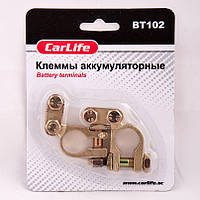 Клеммы акумуляторные Carlife BT102