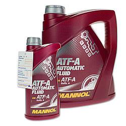 АUТОMАTIC FLUID ATF-A 0,5L