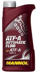 АUТОMАTIC FLUID ATF-A 1L