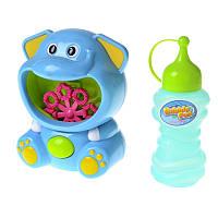 Игрушка для мыльных пузырей Слоник IE305