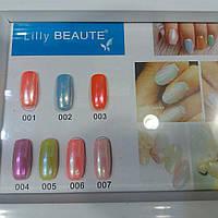 Жемчужная втирка Lilly Beaute №6