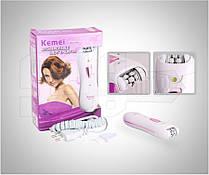 Эпилятор Kemei KM- 290R - удаление волос!Акция, фото 3
