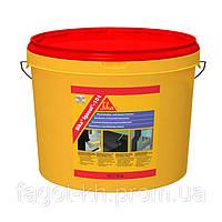 Sika®Igasol® - 101 - однокомпонетная, эластичная, без растворителей, модифицир полимерами, битумная эмульсия, фото 1