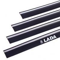 "Молдинги узкие Salman ""LADA"" 2101-2107 1 хром полоса (деш.) (Sal 01-07)"