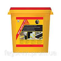 Sika®Igolflex® - 101 - однокомпонентное, тонкослойное, без растворителей, эластичное, битумное покрытие